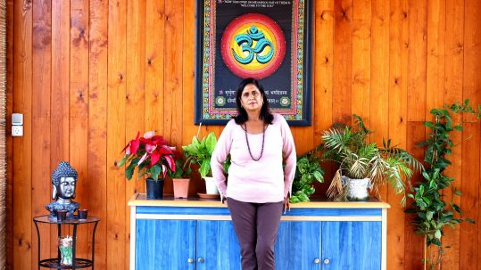 Bharti-Spiritual-teacher-Yoga