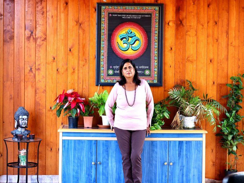 Bharti-Spiritual-teacher-Yoga